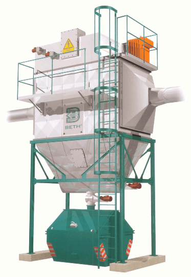 small electrostatic precipitator